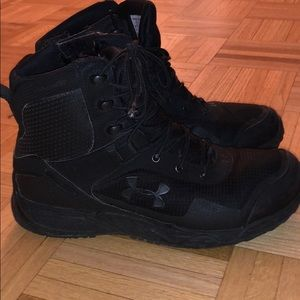 Under Armor boots